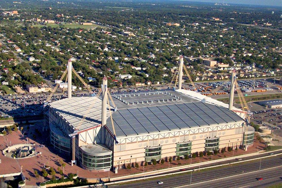 Alamodome (San Antonio, Texas)